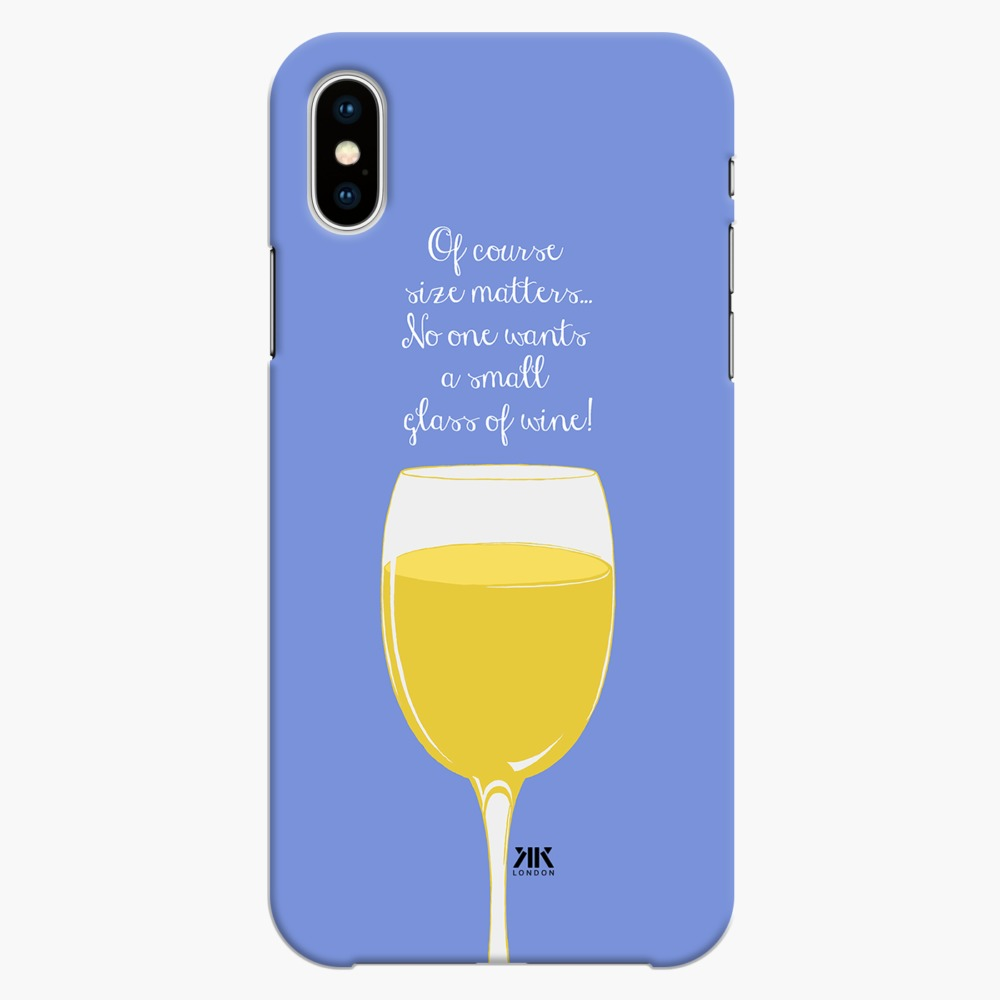 wholesale dealer cd2ac fcaf5 Glass of White Wine Phone Cases & Covers by KK Designs