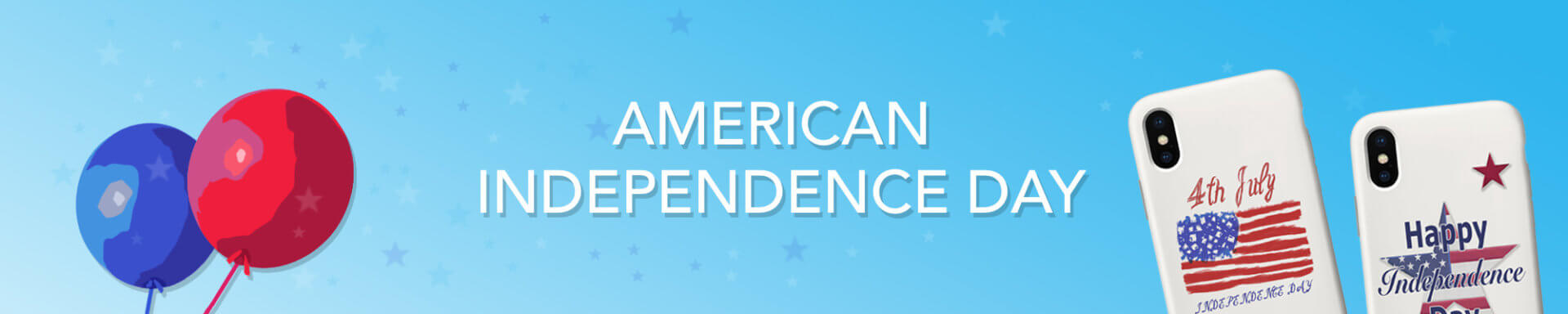 American Independence Day Phone Cases