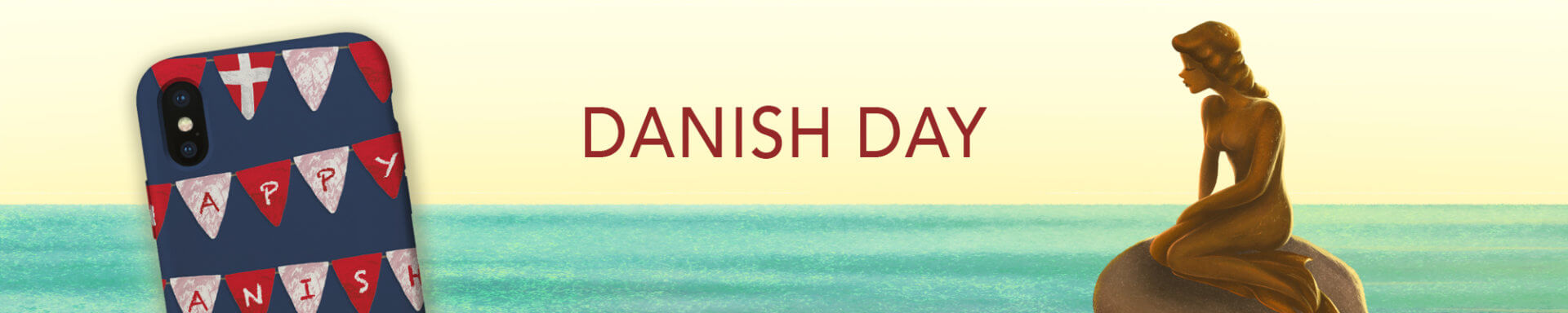 Danish Day Phone Cases