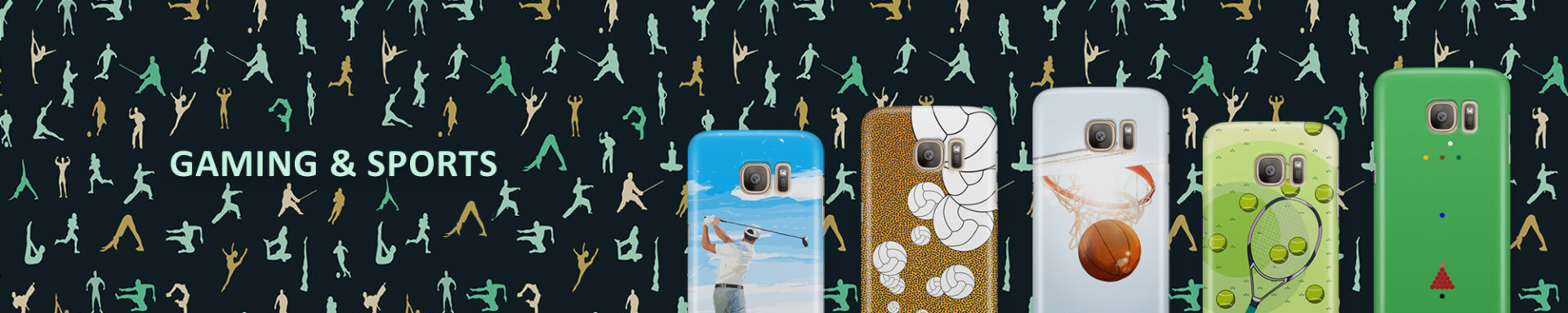 Gaming & Sports Phone Cases